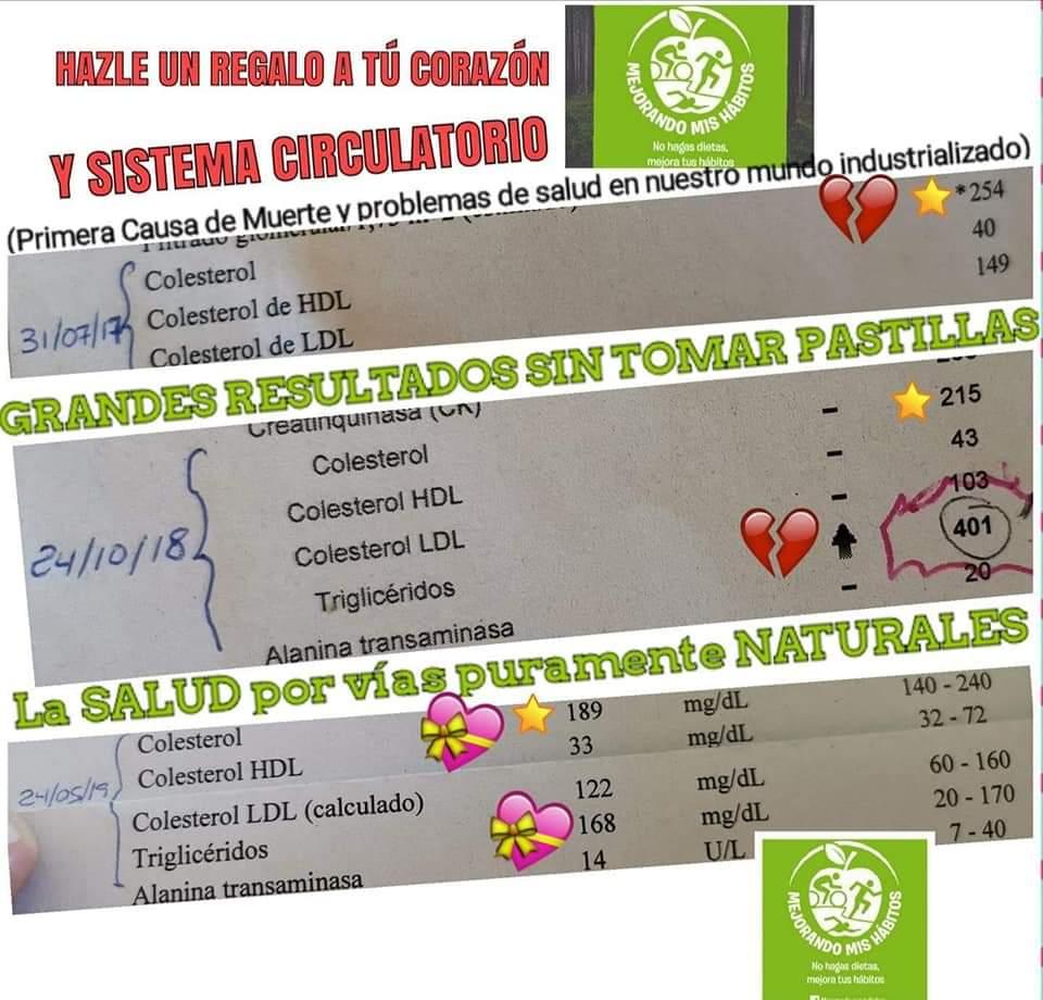 DIETA DETOX REDUCIR COLESTEROL TRIGLICERIDOS Y TENSION